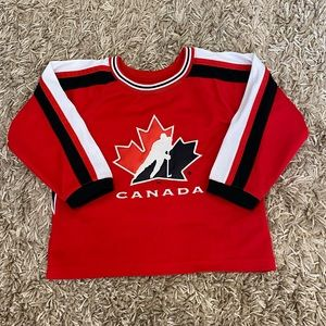 NHL Team CANADA Jersey 3T